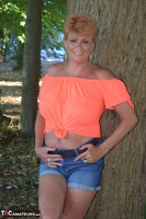 . Outdside In Summer Free Pic 10