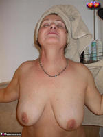 Busty Bliss. Cun & Lets Get Squeaky Clean Together Free Pic 6