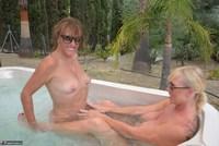 Melody. Hot Tub Lesbo Fun With Pandora Pt3 Free Pic 11