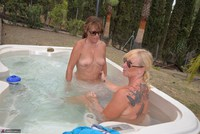 Melody. Hot Tub Lesbo Fun With Pandora Pt3 Free Pic 12