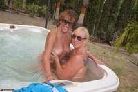 Melody. Hot Tub Lesbo Fun With Pandora Pt3 Free Pic 13