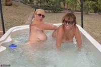 Melody. Hot Tub Lesbo Fun With Pandora Pt3 Free Pic 15