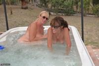 Melody. Hot Tub Lesbo Fun With Pandora Pt3 Free Pic 16