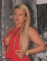 Phillipas Ladies. Dolly In Her Sexy Red Dress Free Pic 19