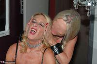 Kyras Nylons. Kyra & Her Girlfriend Pt2 Free Pic 18