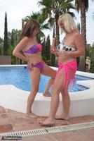 Melody. Melody & Pandora At The Pool Pt1 Free Pic 5