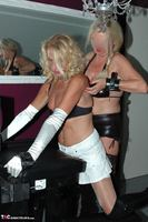 Kyras Nylons. Kyra & Her Girlfriend Pt3 Free Pic 1