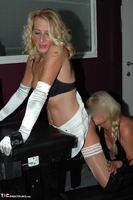 Kyras Nylons. Kyra & Her Girlfriend Pt3 Free Pic 3