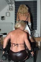 Kyras Nylons. Kyra & Her Girlfriend Pt3 Free Pic 4