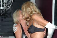 Kyras Nylons. Kyra & Her Girlfriend Pt3 Free Pic 7