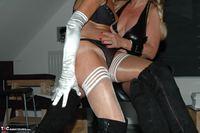 Kyras Nylons. Kyra & Her Girlfriend Pt3 Free Pic 15