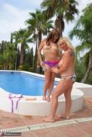 Melody. Melody & Pandora At The Pool Pt2 Free Pic 9