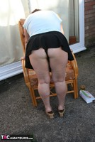 Kinky Carol. Stripping In The Evening Sun Pt1 Free Pic 10