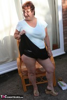 Kinky Carol. Stripping In The Evening Sun Pt1 Free Pic 13
