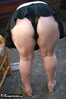 Kinky Carol. Stripping In The Evening Sun Pt1 Free Pic 15