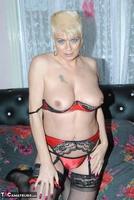 . Red & Black Lingerie Pt2 Free Pic 4