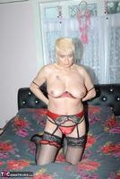 . Red & Black Lingerie Pt2 Free Pic 5