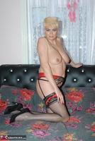 . Red & Black Lingerie Pt2 Free Pic 8