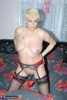 . Red & Black Lingerie Pt2 Free Pic 16