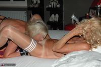 Kyras Nylons. Kyra & Her Girlfriend Pt5 Free Pic 15