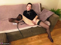 Diana Ananta. Black Stocking Free Pic 7