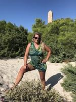 Sweet Susi. In The Dunes At Playa De Muro Free Pic 1