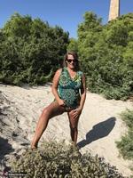 Sweet Susi. In The Dunes At Playa De Muro Free Pic 3