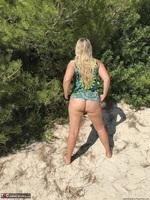 Sweet Susi. In The Dunes At Playa De Muro Free Pic 6