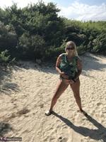 Sweet Susi. In The Dunes At Playa De Muro Free Pic 10