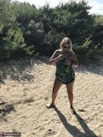Sweet Susi. In The Dunes At Playa De Muro Free Pic 11