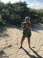 Sweet Susi. In The Dunes At Playa De Muro Free Pic 12