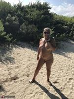 Sweet Susi. In The Dunes At Playa De Muro Free Pic 14