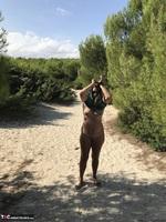 Sweet Susi. In The Dunes At Playa De Muro Free Pic 20