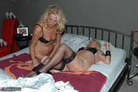 Kyras Nylons. Kyra & Her Girlfriend Pt6 Free Pic 3