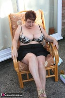 Kinky Carol. Stripping In The Evening Sun Pt2 Free Pic 2
