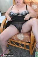 Kinky Carol. Stripping In The Evening Sun Pt2 Free Pic 6