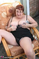 Kinky Carol. Stripping In The Evening Sun Pt2 Free Pic 14