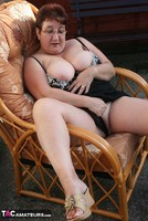 Kinky Carol. Stripping In The Evening Sun Pt2 Free Pic 15