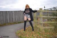 Barby Slut. Barby's Bridge Flash Free Pic 14