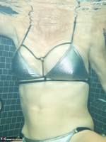 Molly MILF. In The Pool Free Pic 5