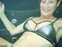 Molly MILF. In The Pool Free Pic 8