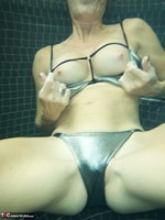 Molly MILF. In The Pool Free Pic 12