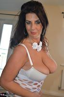 LuLuLush. White Net Dress Pt1 Free Pic 19