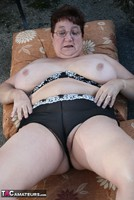 Kinky Carol. Stripping In The Evening Sun Pt3 Free Pic 7