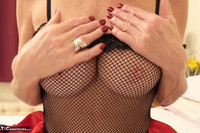 Dirty Doctor. Solo In Fishnet Free Pic 2