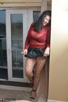 LuLu Lush. Lulu's Net Stockings Free Pic 2