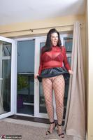 LuLu Lush. Lulu's Net Stockings Free Pic 3
