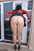 LuLu Lush. Lulu's Net Stockings Free Pic 4