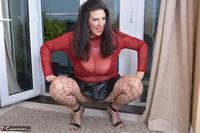 LuLu Lush. Lulu's Net Stockings Free Pic 5