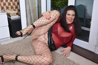 LuLu Lush. Lulu's Net Stockings Free Pic 9